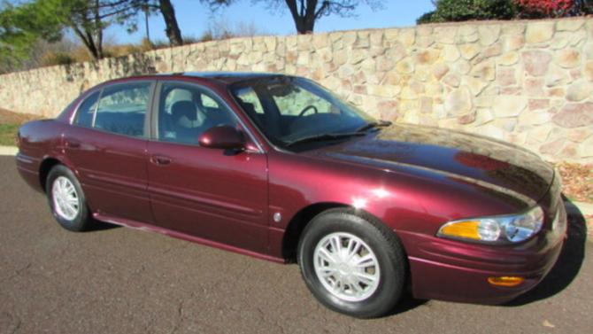 2003 Buick Le Sabre
